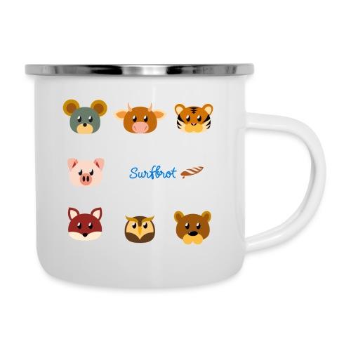 Surfbrot Serie 1 - Camper Mug