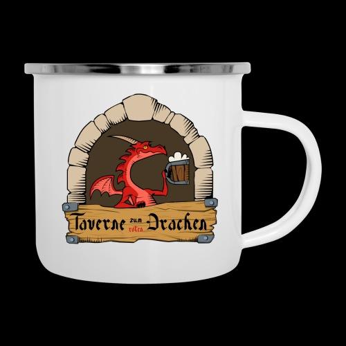 Taverne zum roten Drachen [Official] - Emaille-Tasse