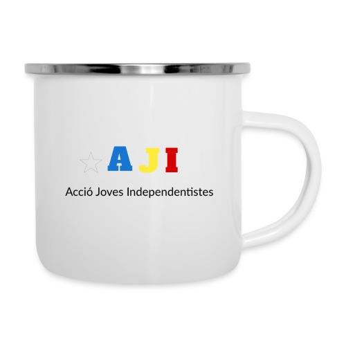 merchindising AJI - Taza esmaltada