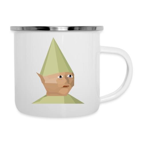Gnome child - Emaljekopp