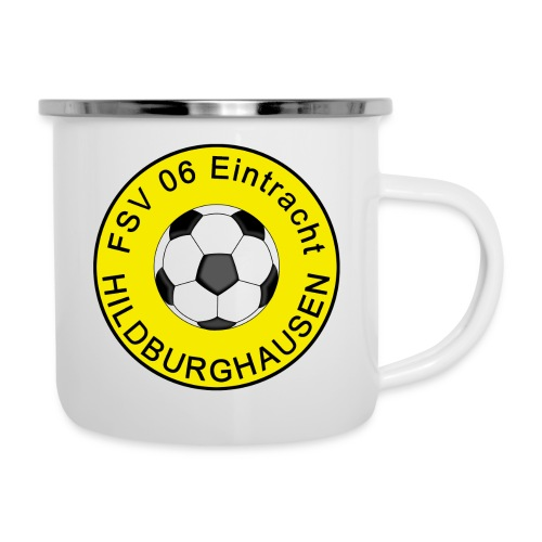 Hildburghausen FSV 06 Club Tradition - Emaille-Tasse