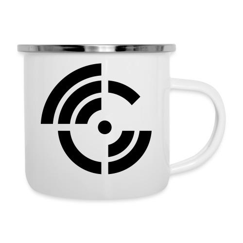 electroradio.fm logo - Camper Mug