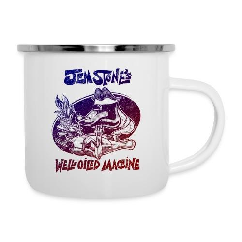 Jem Stone's Well-Oiled Machine - Camper Mug