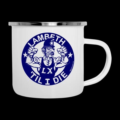 LAMBETH - NAVY BLUE - Camper Mug
