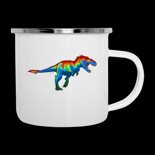 T-Rex - Camper Mug