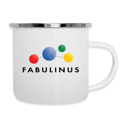 Fabulinus logo enkelzijdig - Emaille mok