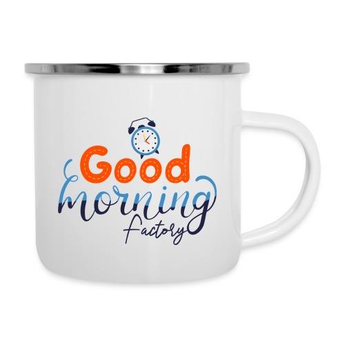 Good Morning Factory - Tazza smaltata