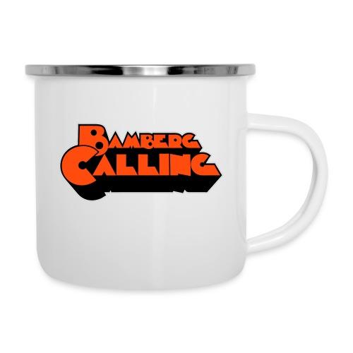 Bamberg Calling - Emaille-Tasse