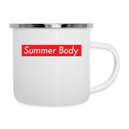 Summer Body - Tasse émaillée