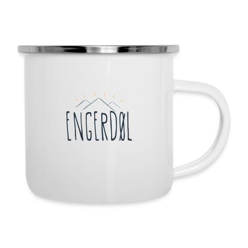 Engerdøl - Emaljekopp