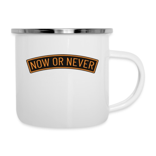 Now or Never Tab - Camper Mug