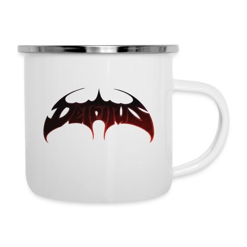 Myths Logo - Camper Mug