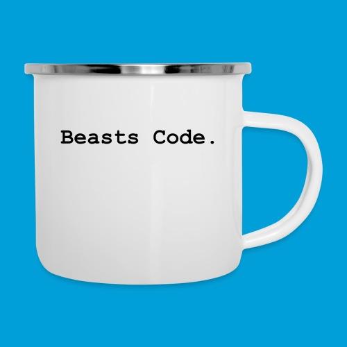 Beasts Code. - Camper Mug