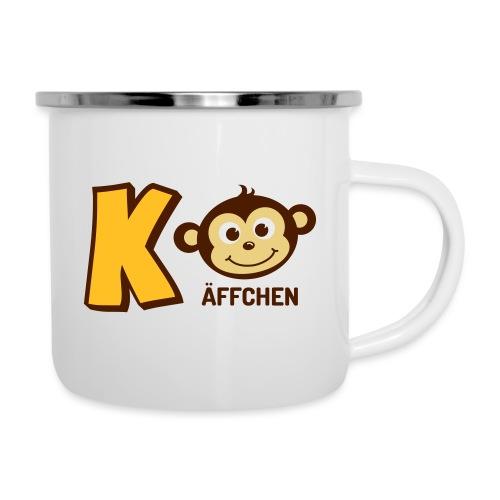 KaffeeBoy - Emaille-Tasse