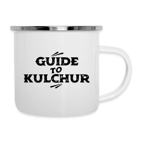 Guide to Kulchur - Camper Mug