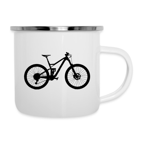 MTN Bike - all you need - Camper Mug
