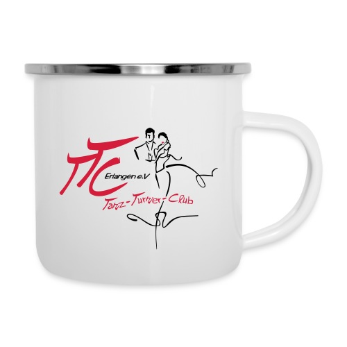 logottcoff - Emaille-Tasse