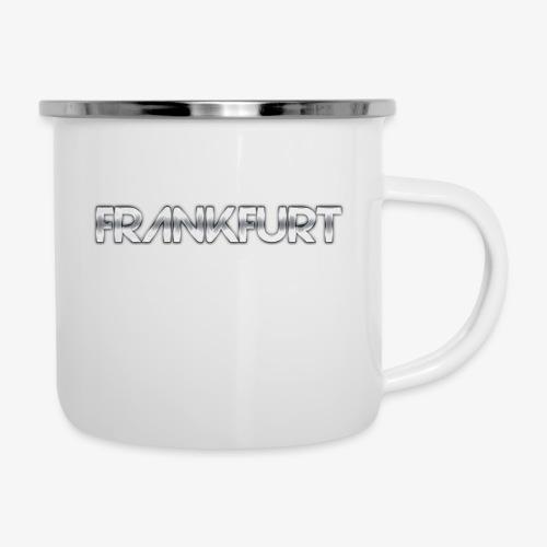 Metalkid Frankfurt - Emaille-Tasse