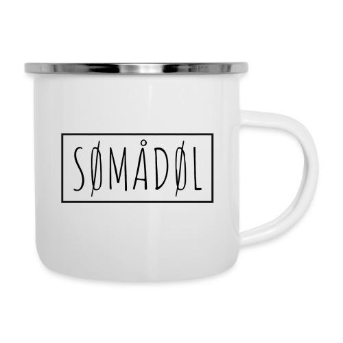 SØMÅDØL - Emaljekopp