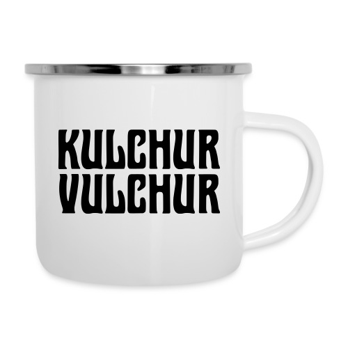 Kulchur Vulchur - Camper Mug