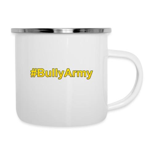 BullyArmyTassen - Emaille-Tasse