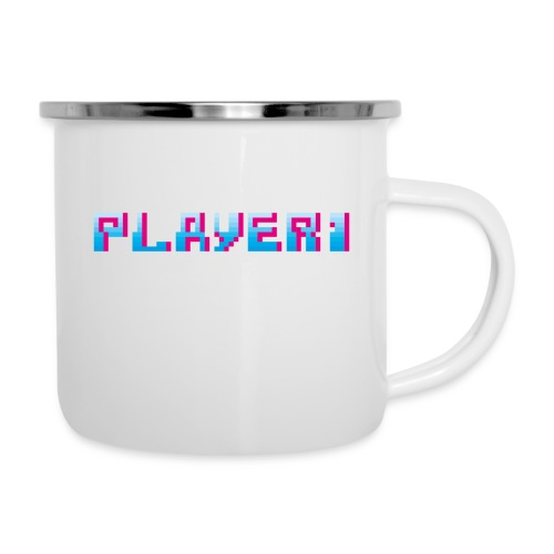 Arcade Game - Player 1 - Camper Mug