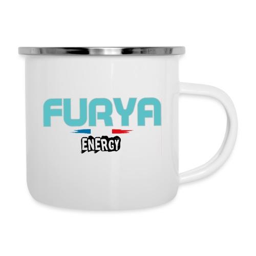 Furya 2021 Black - Tasse émaillée