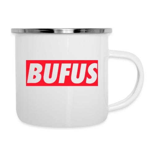 BUFUS - Tazza smaltata
