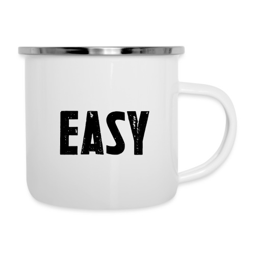 EASY - Emaille-Tasse