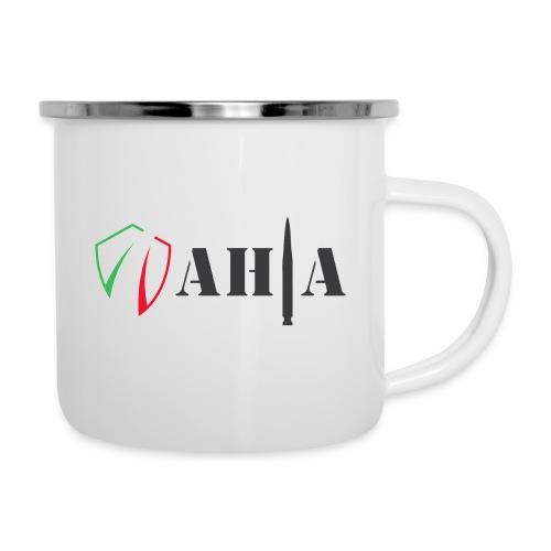 AHIA - Tazza smaltata