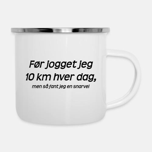 Før jogget jeg 10 km hver dag, men så fant jeg