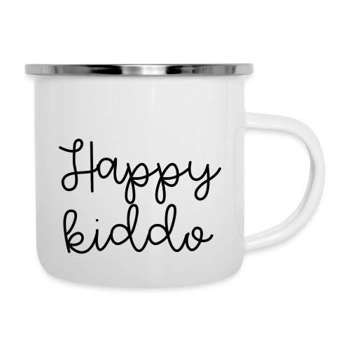happykiddo - Emaille mok