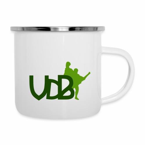 VdB green - Tazza smaltata