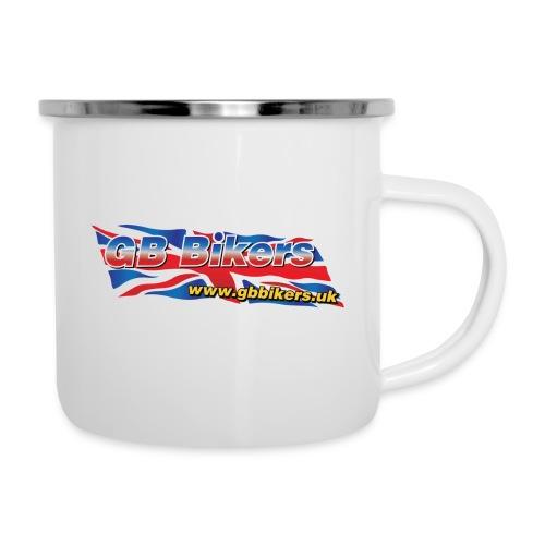 GB Bikers - Camper Mug