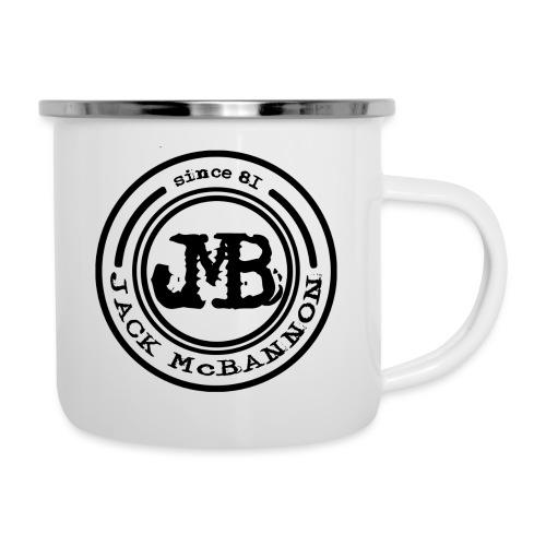 Jack McBannon - JMB Since 81 - Emaille-Tasse