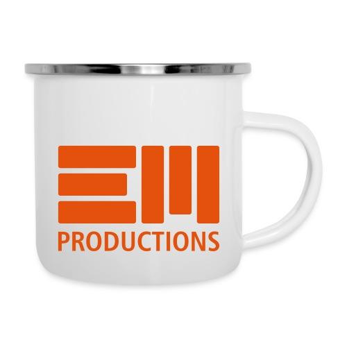 EM Productions Logo 2016 - Emaille-Tasse