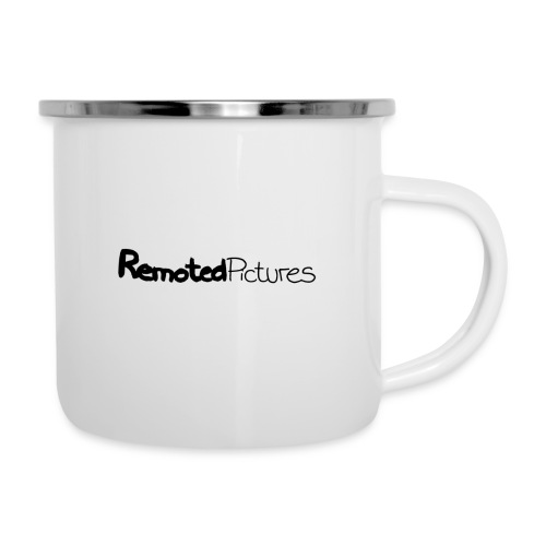 RemotedPictures Icon - Emaille-Tasse