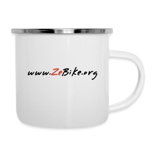 wwwzebikeorg s - Tasse émaillée