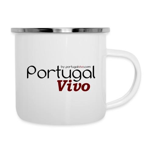 Portugal Vivo - Tasse émaillée
