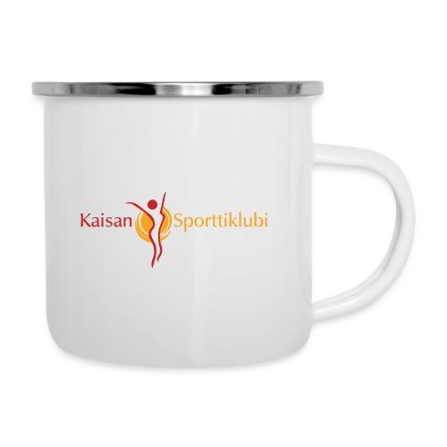 Kaisan Sporttiklubi logo - Emalimuki