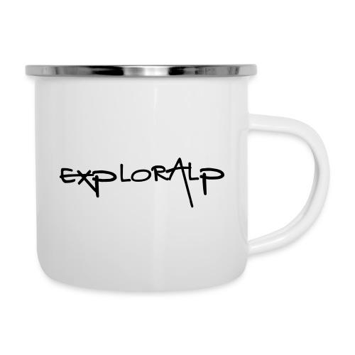 exploralp test oriz - Camper Mug