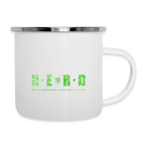 NERD Green - Emaljekrus