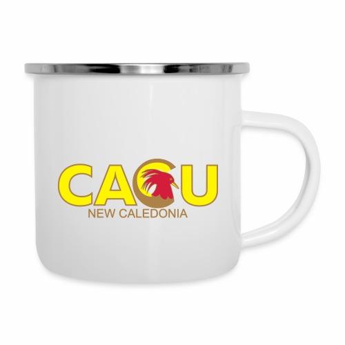 Cagu New Caldeonia - Tasse émaillée