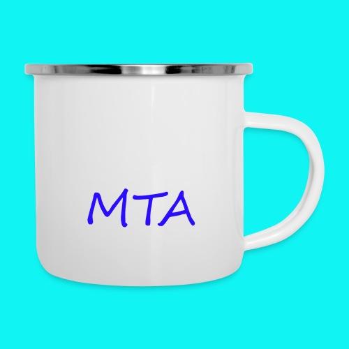 #MTA t-shirts - Emaljekrus