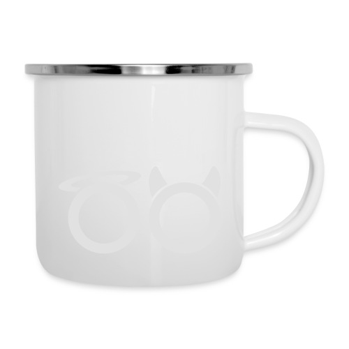 hvit svg - Camper Mug