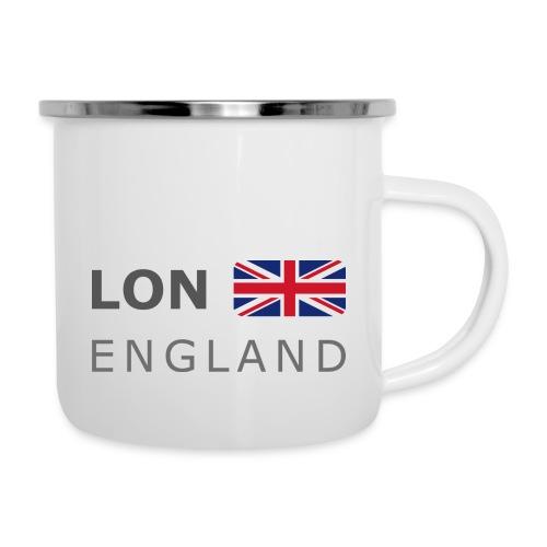 LON ENGLAND BF dark-lettered 400 dpi - Camper Mug