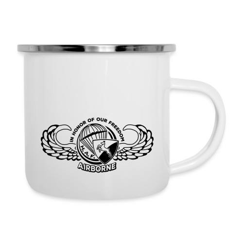 HAF tshirt back2015 - Camper Mug