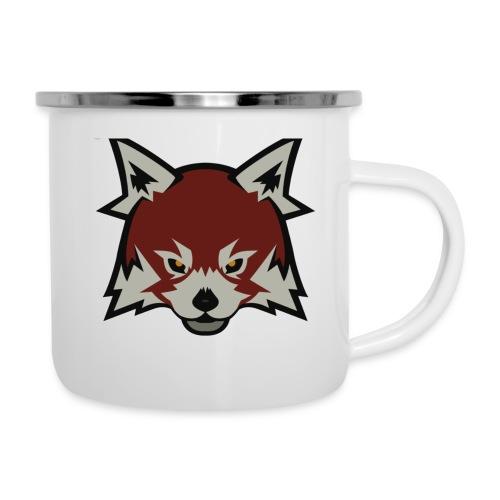 Red panda merch - Camper Mug
