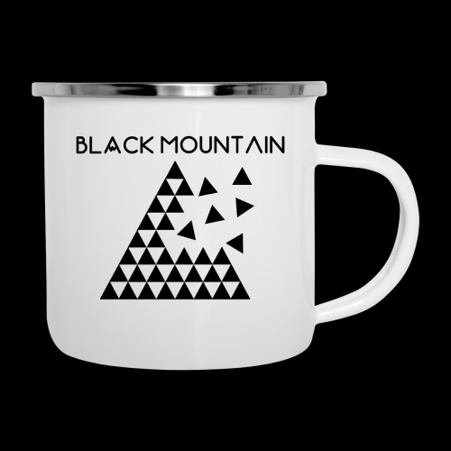 Black Mountain - Tasse émaillée