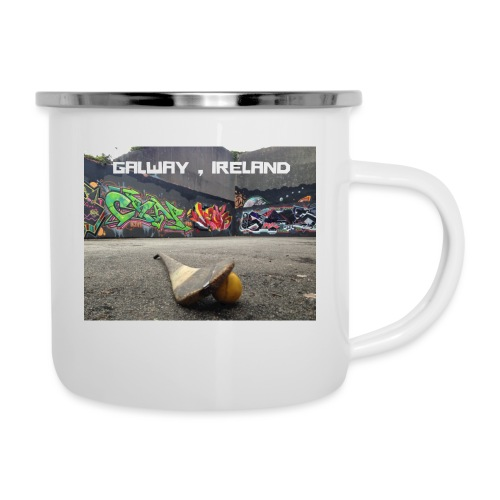 GALWAY IRELAND BARNA - Camper Mug